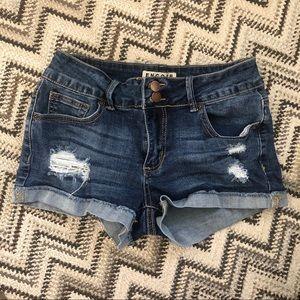 Cuffed Shorts (LIKE NEW)